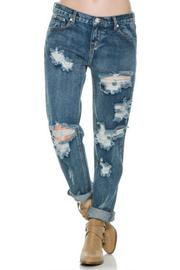 One Teaspoon Awesome Baggie Jeans - Product Mini Image