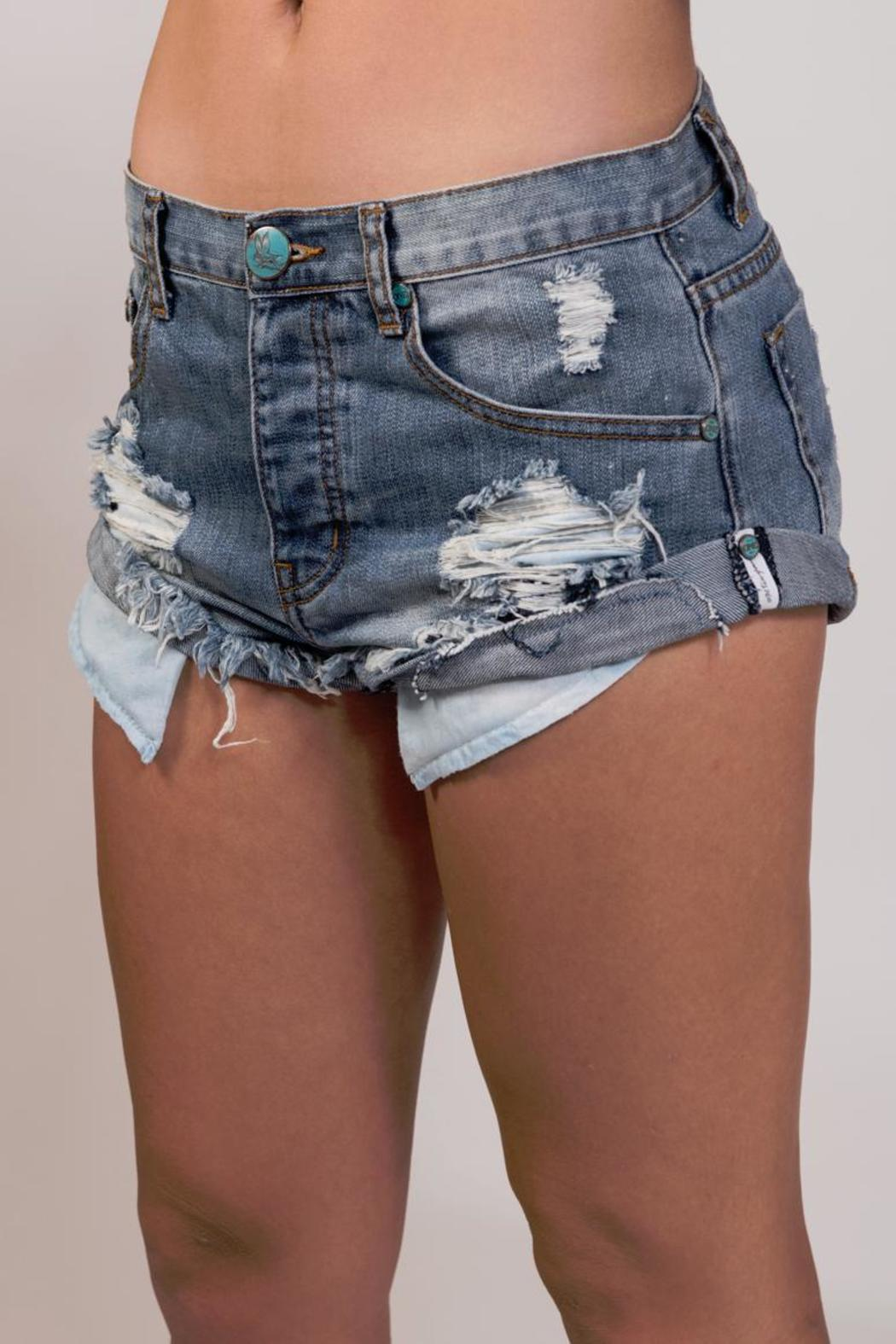 One Teaspoon Bandit Jean Shorts from California by The Fort & The ...
