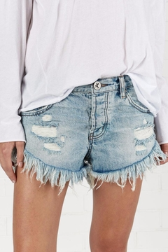 Shoptiques Product: Blue Hart Brandos Shorts
