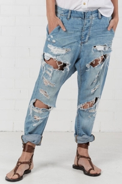 Shoptiques Product: Blue Jane Cavalries Jeans