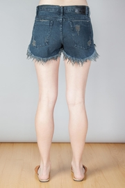 One Teaspoon Fox Denim Shorts - Side cropped