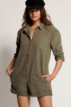One Teaspoon French Prophecy Jumpsuit - Product List Image