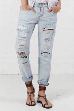 Shoptiques Product: Hamptons Awesome Baggies Jeans
