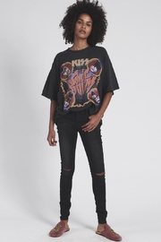 One Teaspoon Jet Black Hoodlums - Front cropped