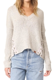 One Teaspoon Knit Sweater - Front cropped