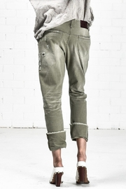 One Teaspoon Militaire Cavalries - Back cropped