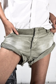 One Teaspoon Militaire Sailors Shorts - Product Mini Image