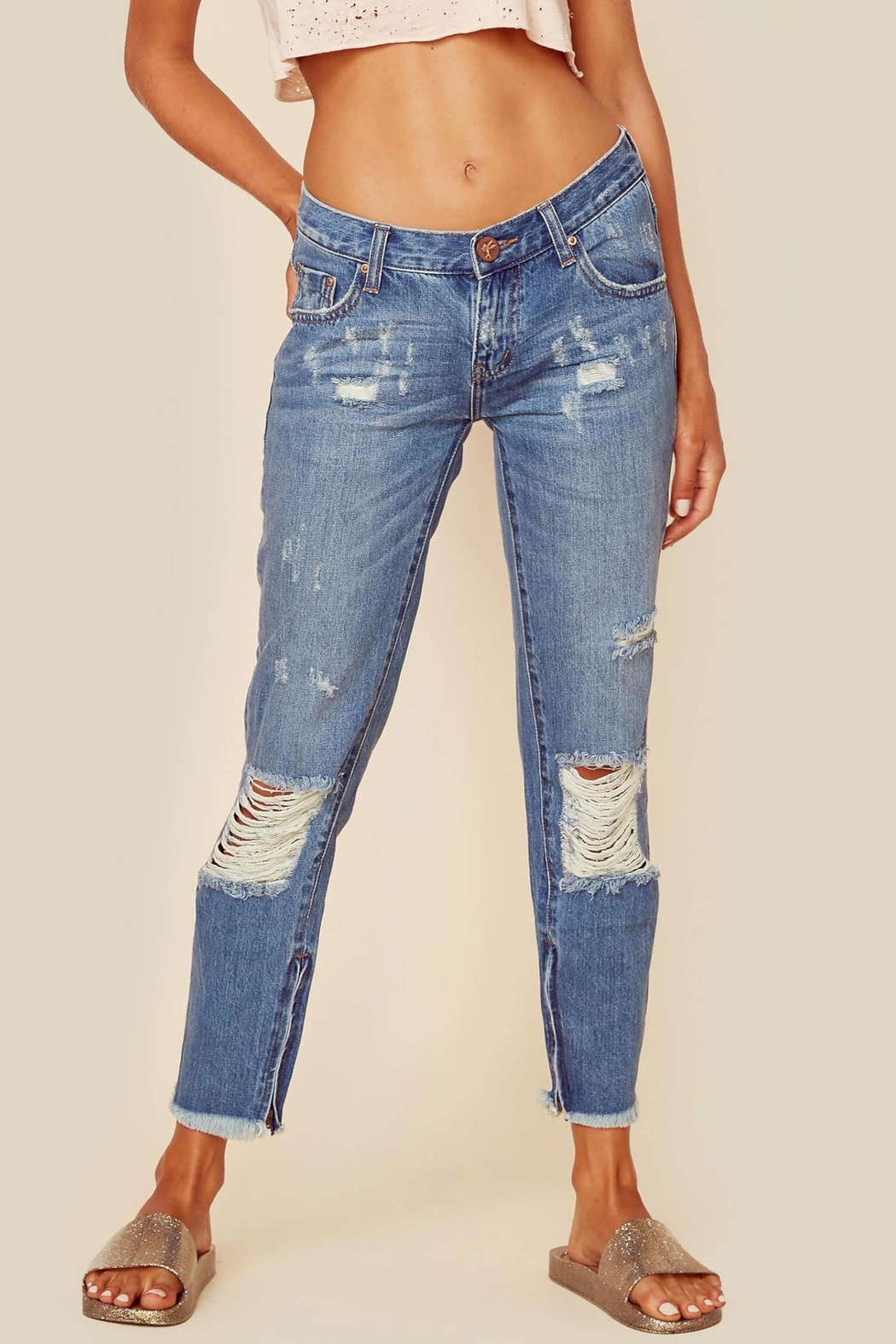 One Teaspoon Pacifica Jeans - Main Image