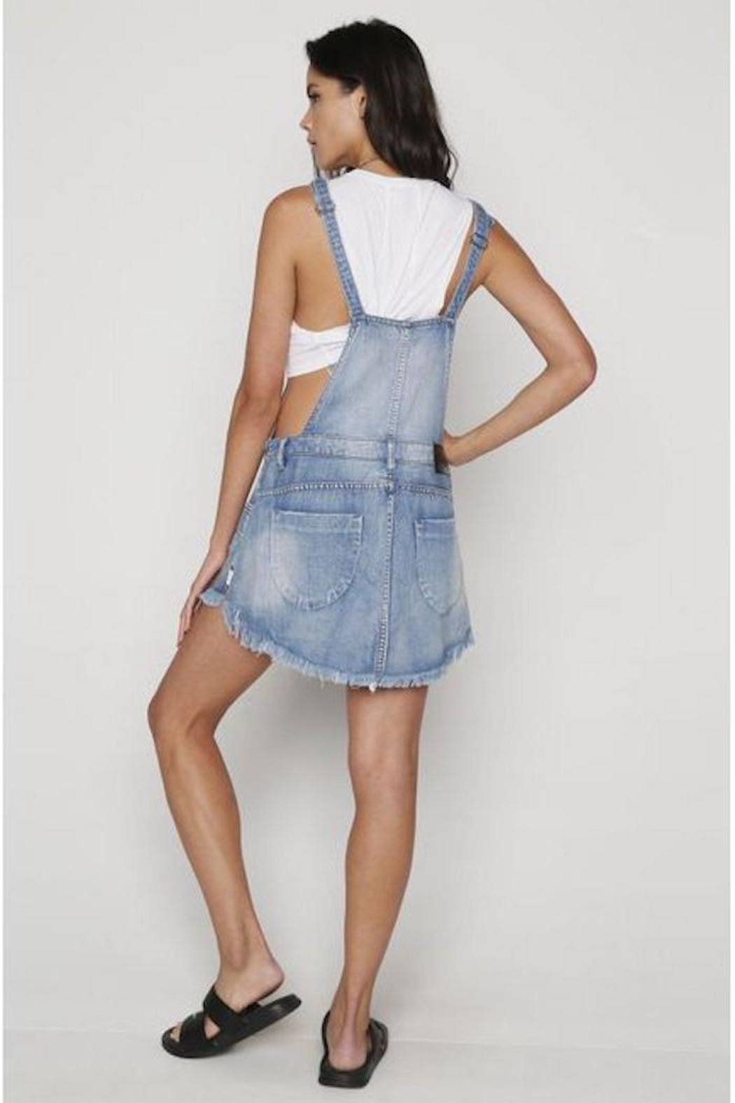 One Teaspoon Starr Issue Overall - Front Full Image
