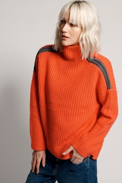 One Teaspoon Stockholm Knit Sweater - Alternate List Image