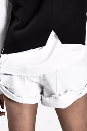 One Teaspoon White Beauty Bandit Shorts - Other