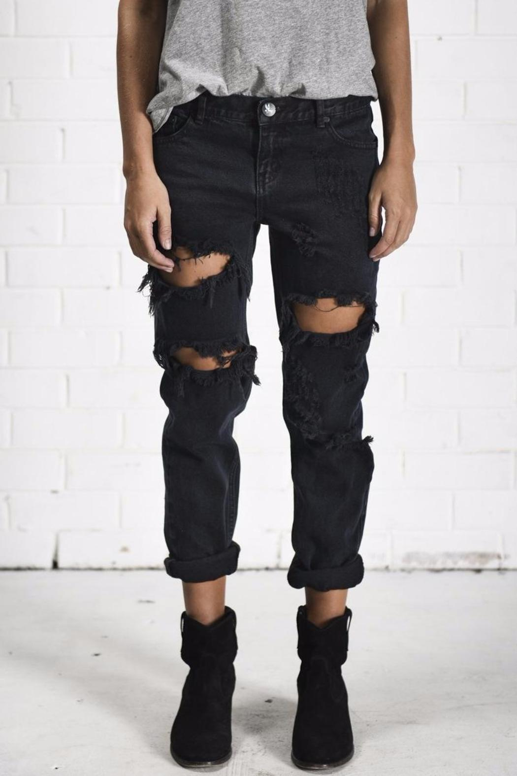 oneteaspoon Ripped Designer Jeans from Melbourne by elwood101 ...