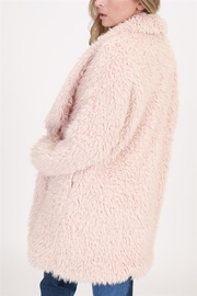 onetheland Faux Fur Jacket - Front full body