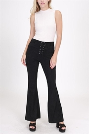 onetheland Faux Suede Pants - Product Mini Image