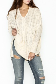 onetheland Hi-Low Sweater - Front cropped