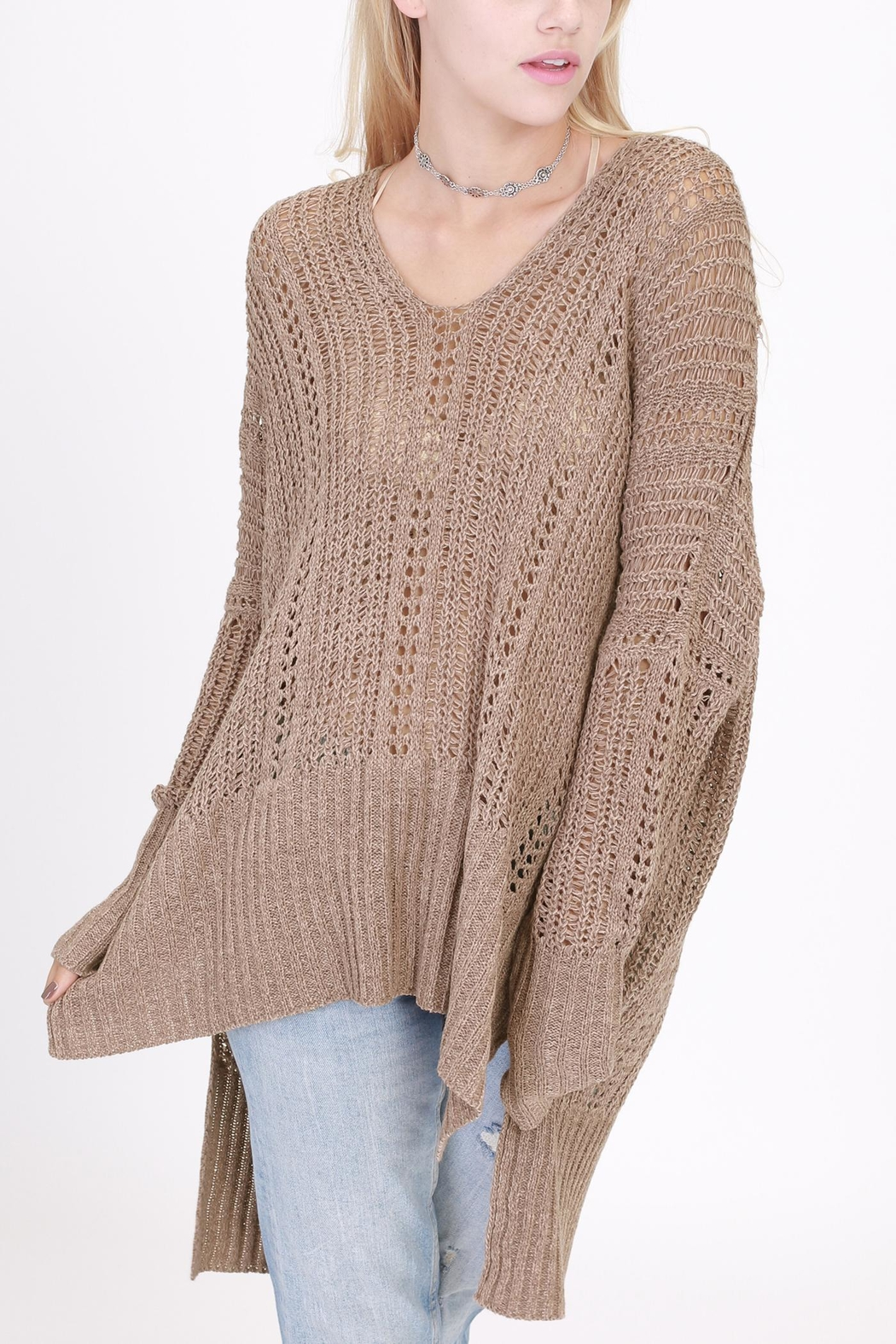 onetheland Knit Sweater - Main Image