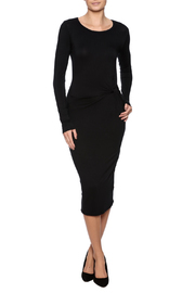 onetheland Knot Tie Dress - Front full body