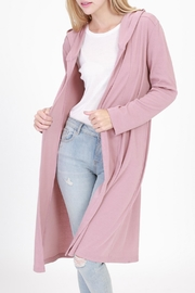onetheland Rose Hooded Duster - Product Mini Image