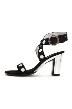 Shoptiques Product: Dotty Studded Mirror-Heel