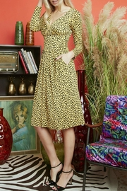 Onjenu Blair Ohara Mustard Dress - Product Mini Image