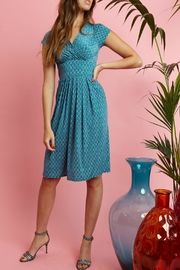 Onjenu Blair Rhodes Dress - Front cropped