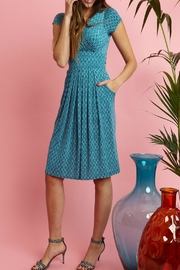 Onjenu Blair Rhodes Dress - Front full body