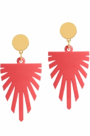 Onjenu Palm Earrings - Product Mini Image