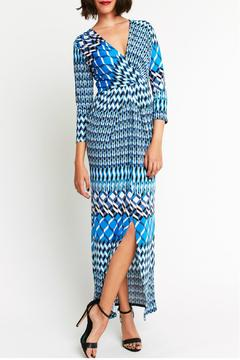 Shoptiques Product: Ryan Zigzag Maxi