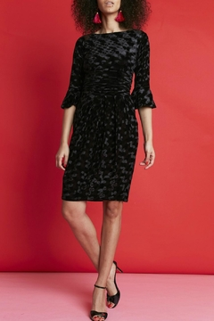 Onjenu Tammy Velvet Dress - Product List Image