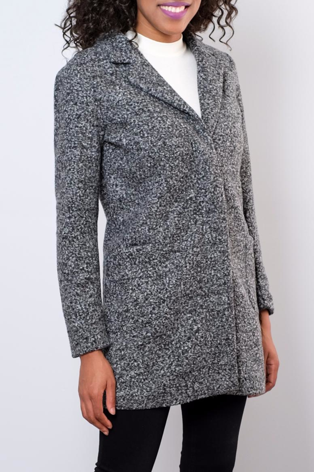 ONLY Arya Classic Coat - Side Cropped Image