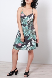 ONLY Backless Floral Dress - Product Mini Image