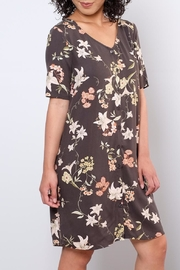 ONLY Button Front Dress - Side cropped