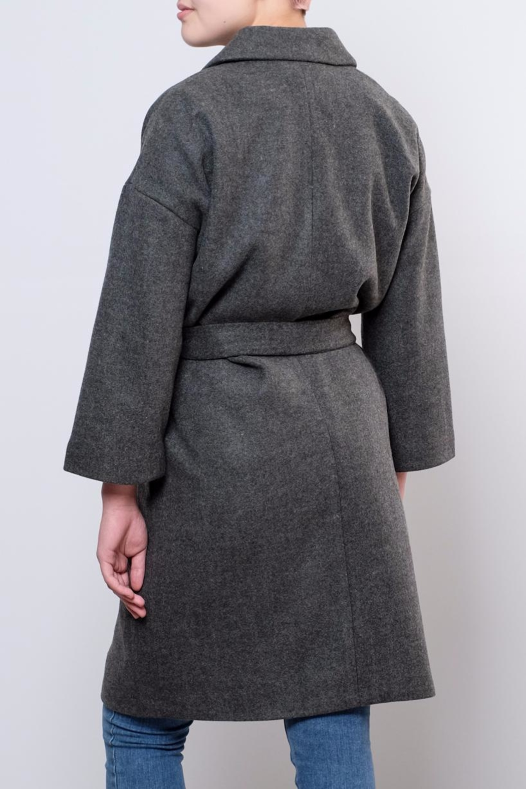 ONLY Camille Wool Coat - Side Cropped Image