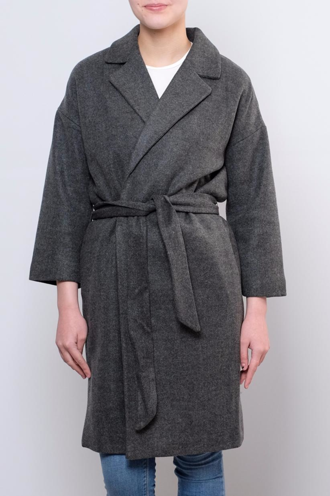 ONLY Camille Wool Coat - Front Full Image