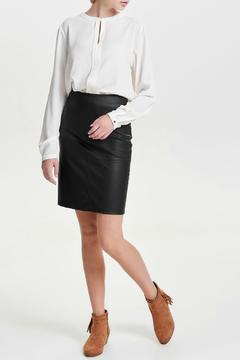 ONLY Celina Faux Leather Skirt - Alternate List Image