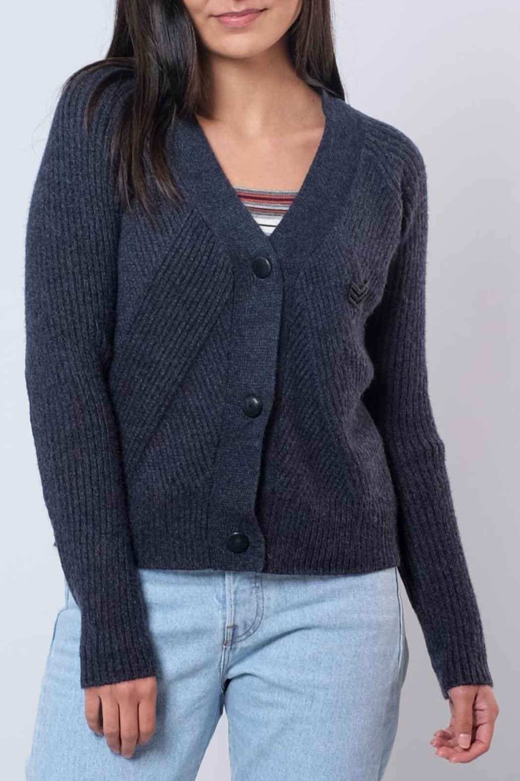 ONLY Cropped Cardigan - Main Image