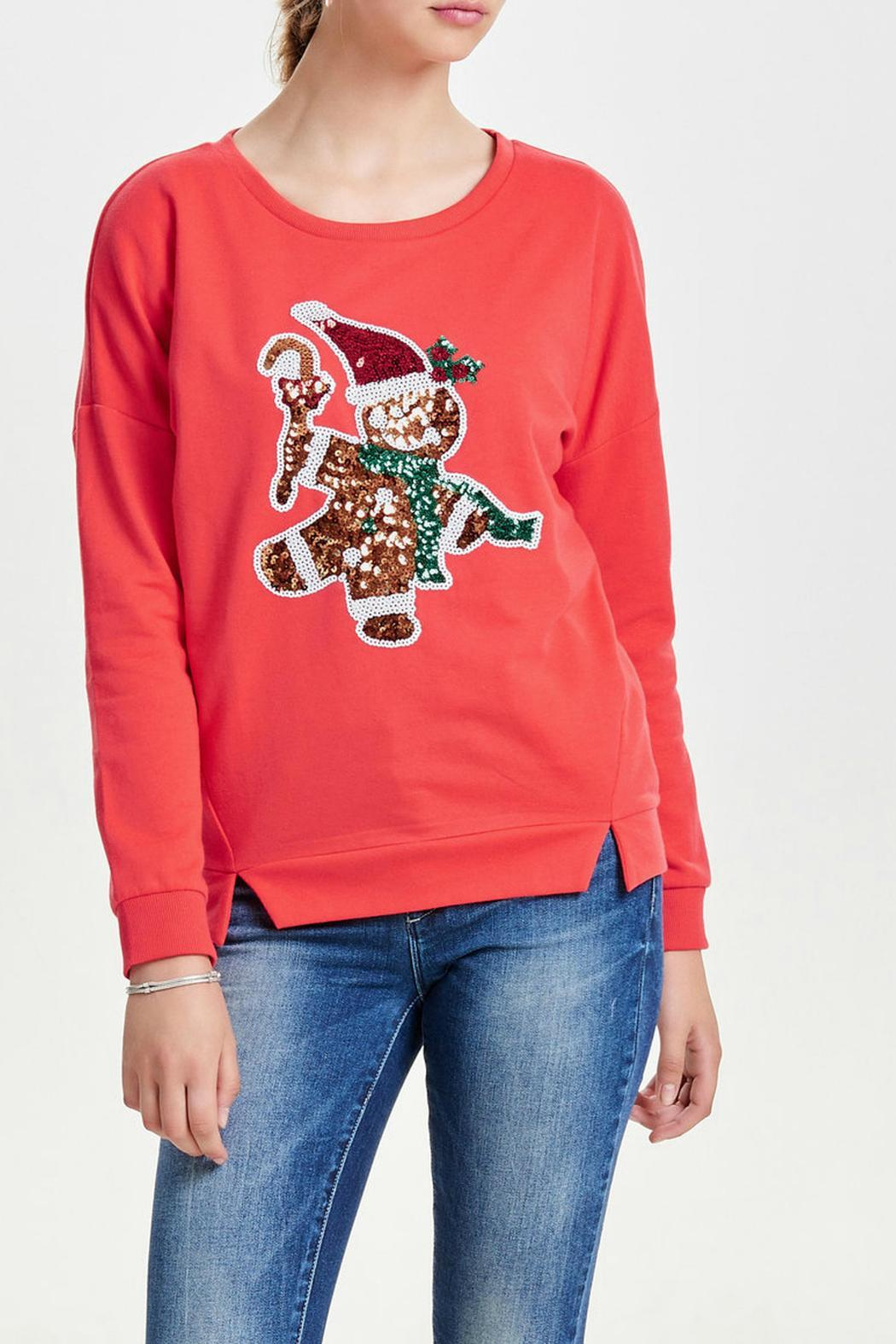 ONLY Festive Christmas Sweater from Canada by Manhattan Clothing ...