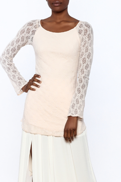 Only Hearts Stretch Lace Raglan - Product List Image