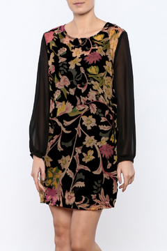 Only Hearts Velvet Tapestry Dress - Product List Image
