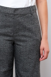 ONLY High Waisted Check Trousers - Other