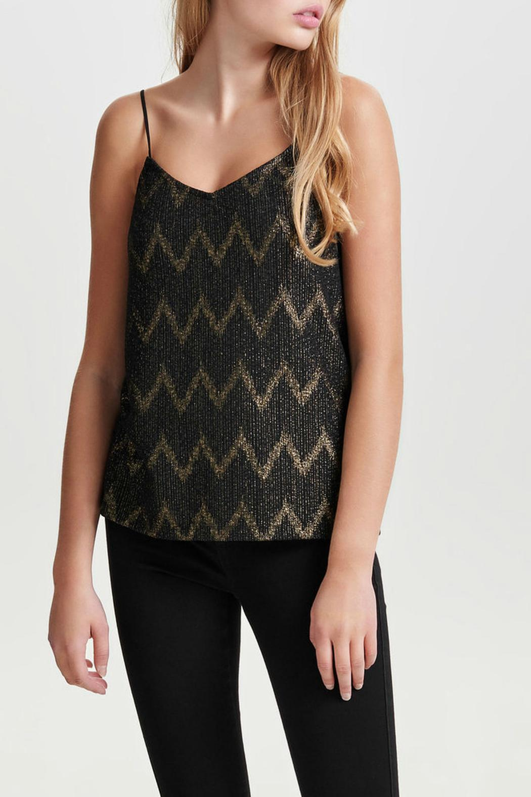 ONLY Jodie Chevron Top - Main Image