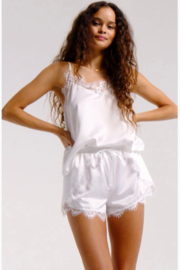 z supply Only Love Satin Short - Product Mini Image