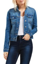 ONLY New Westa Denim Jacket - Front cropped