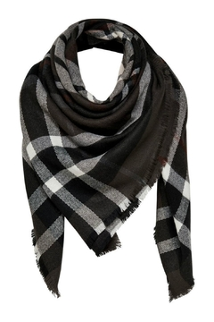 Shoptiques Product: Pinar Check Scarf