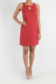 Aryeh Only Red Dress - Product Mini Image