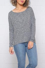 ONLY Relaxed Marled Tee - Product Mini Image
