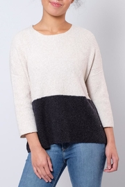 ONLY Ribbed Pullover - Front cropped