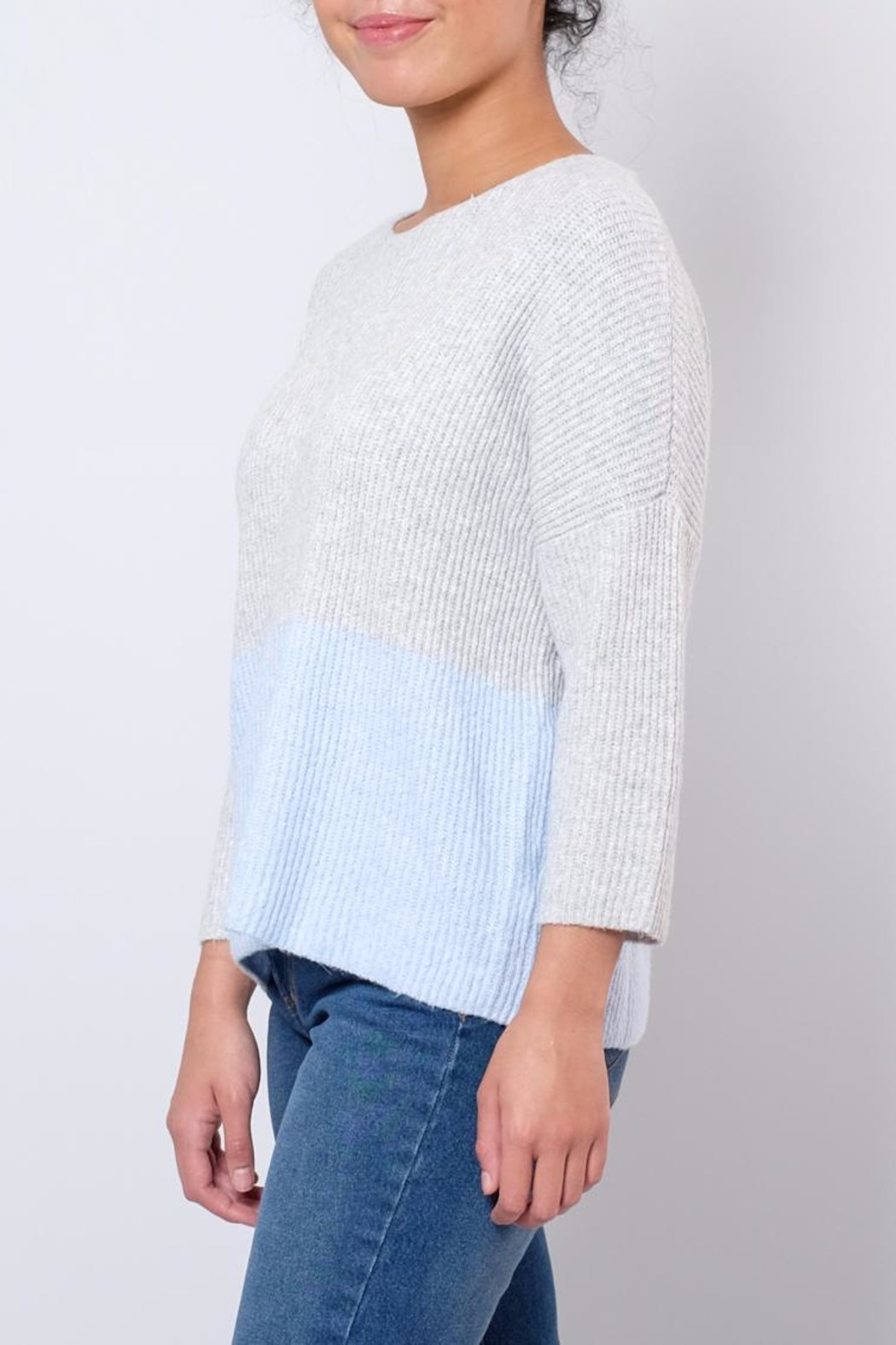 ONLY Ribbed Pullover - Front Full Image