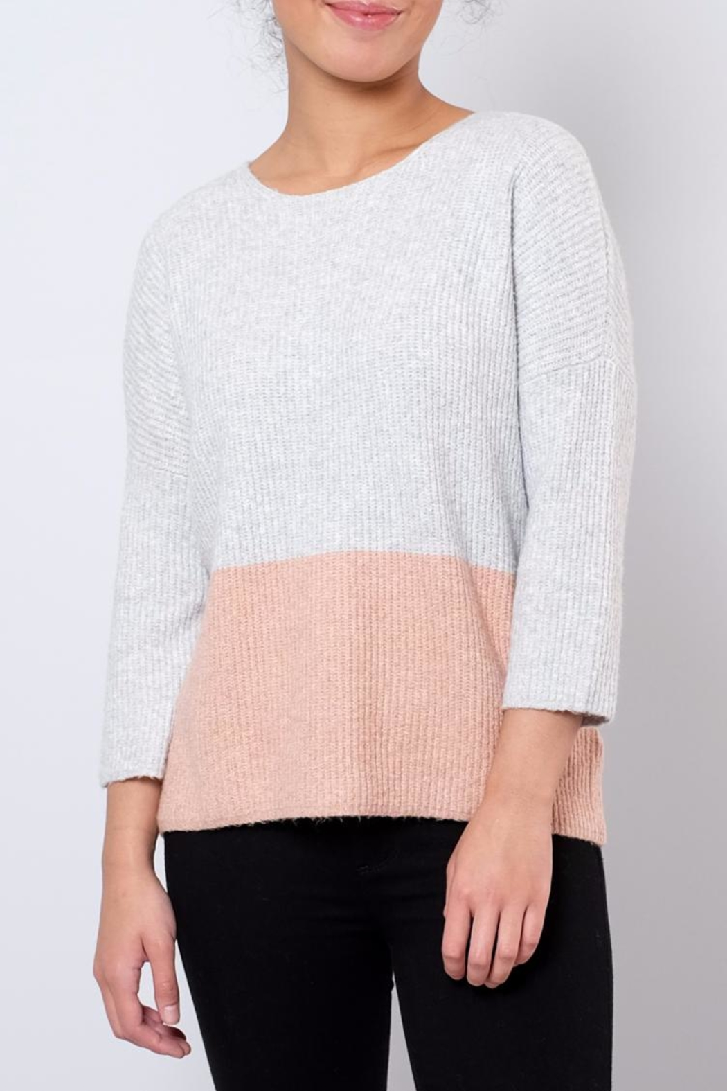 ONLY Ribbed Pullover - Main Image