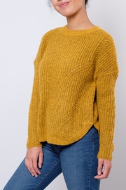 ONLY Rounded Hem Pullover - Front full body